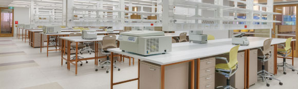TRI lab space