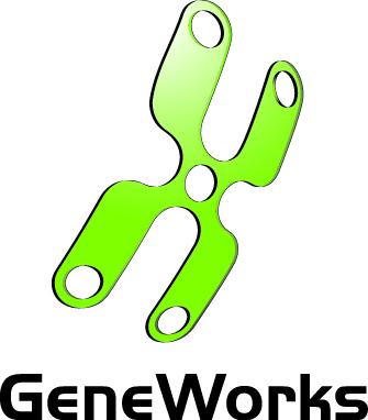 Geneworks logo