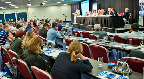 2012 Aus-CanPCRA Symposium - Registration now closes 30th March!