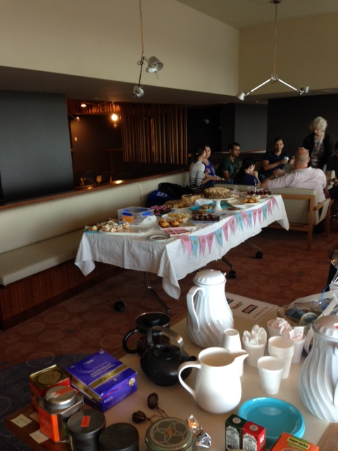 A Sweet Success: APCRC-Q hosts a PA Research Foundation High Tea
