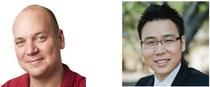 Funding flows for Dr Brett Hollier and Dr Brian Tse