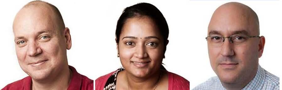 Funding Success for Drs Hollier, Vela and Srinivasan