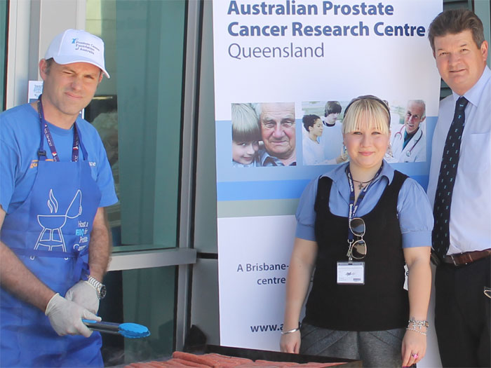 APCRC-Q & QUT supporting Blue September