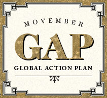 Movember Global Action Plan (GAP) Announced