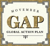 Movember Global Action Plan (GAP) Announced